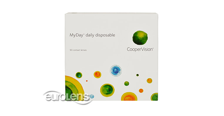 MyDay Daily Disposable 90PK