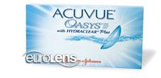 Image of Acuvue Oasys 6 Pack