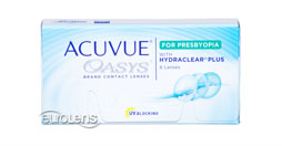 Image of Acuvue Oasys for Presbyopia