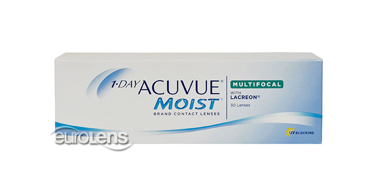 Image of 1-Day Acuvue Moist Multifocal 30PK